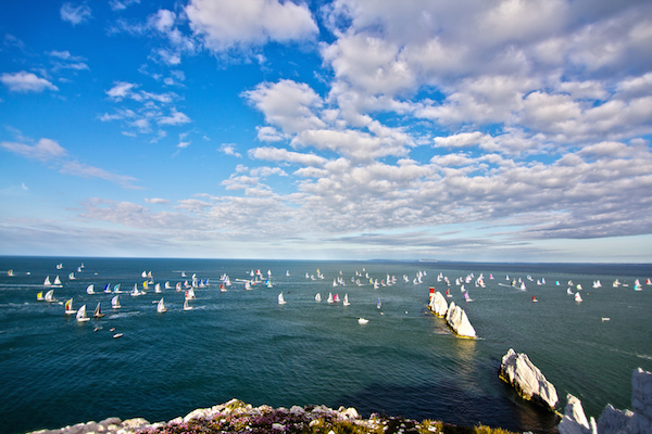 Round the Island Yacht Race [