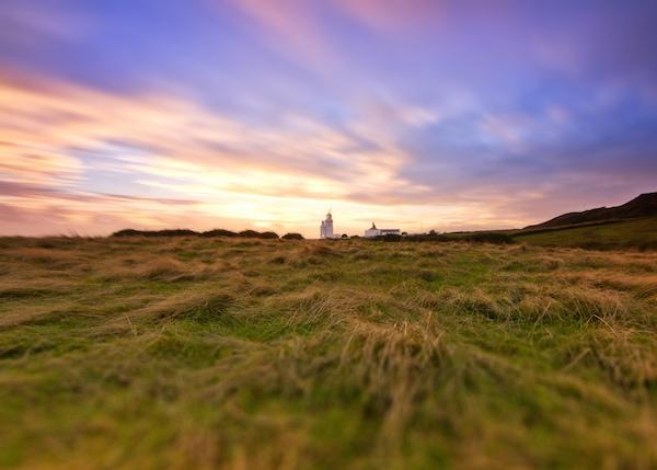 Isle of Wight stunning countryside