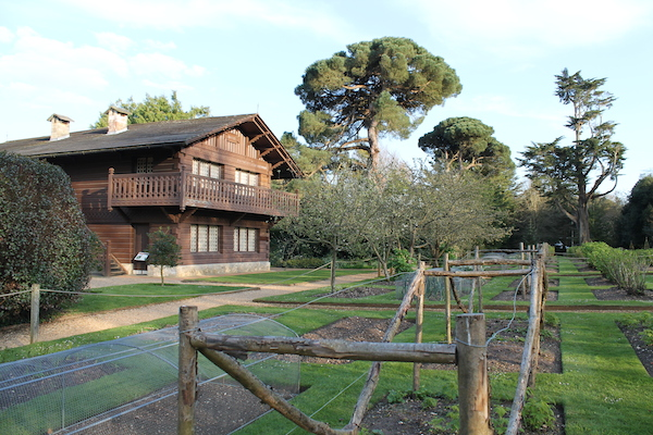 Swiss Cottage on the Isle of Wight
