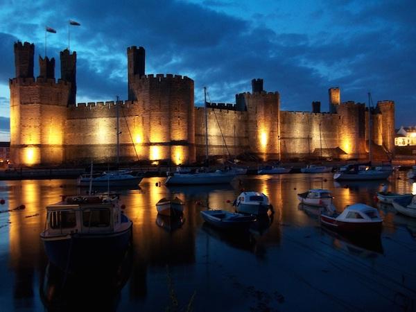 Caernarfon - a coastal gem in North Wales