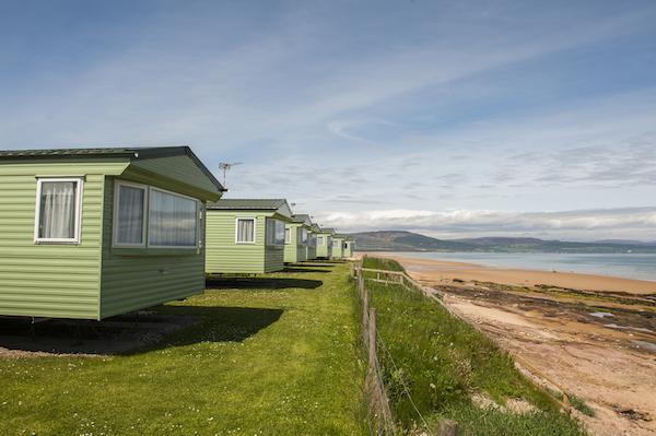 Grannies Heilan Beach: Daily Mail £15 holidays
