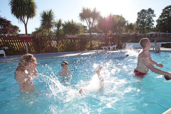 Trevella Park: Daily Mail £15 holidays