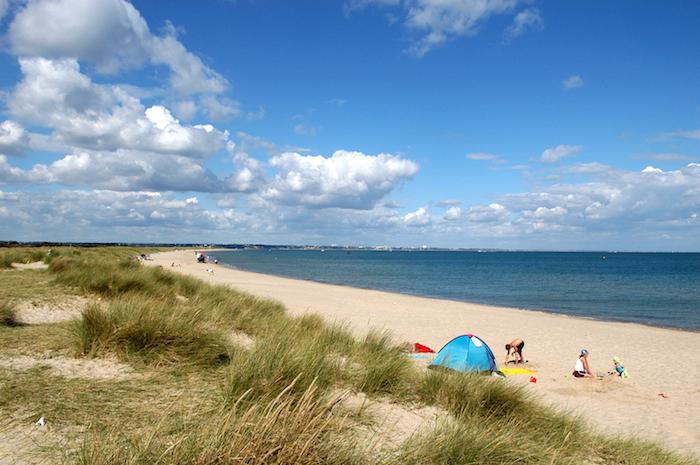 Studland Beach in Dorset