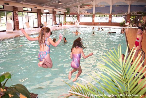 St Margaret's Bay indoor pool