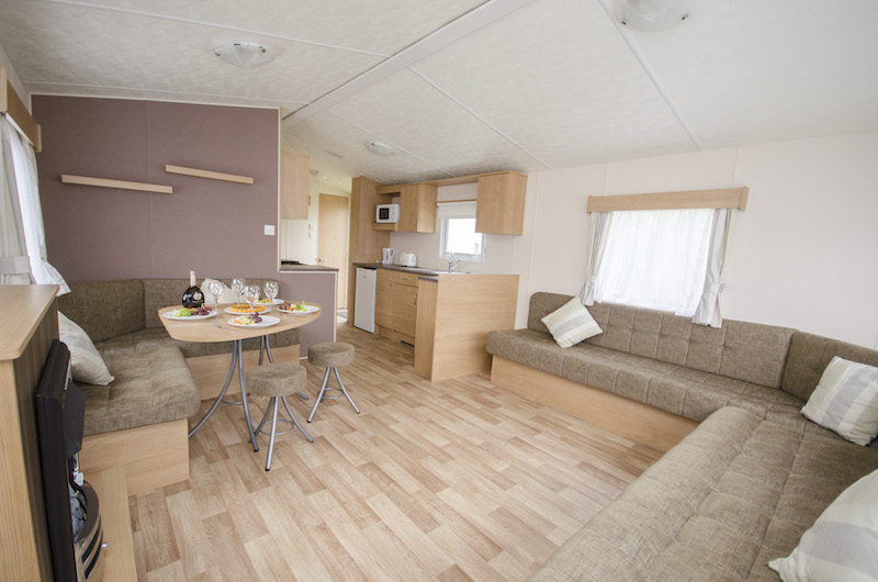 March Caravan Holidays from Park Holidays UK