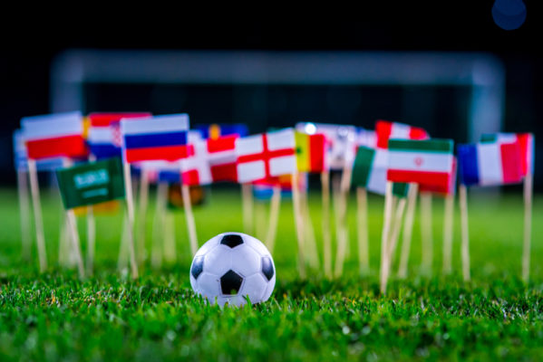 World Cup fun on holiday parks across the UK