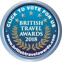 Vote for BreakFree Holidays in the British Travel Awards