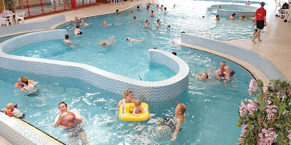 Holiday Parks With Best Indoor Swimming Pools