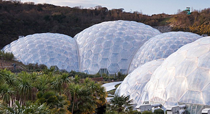 Holiday parks near the Eden Project
