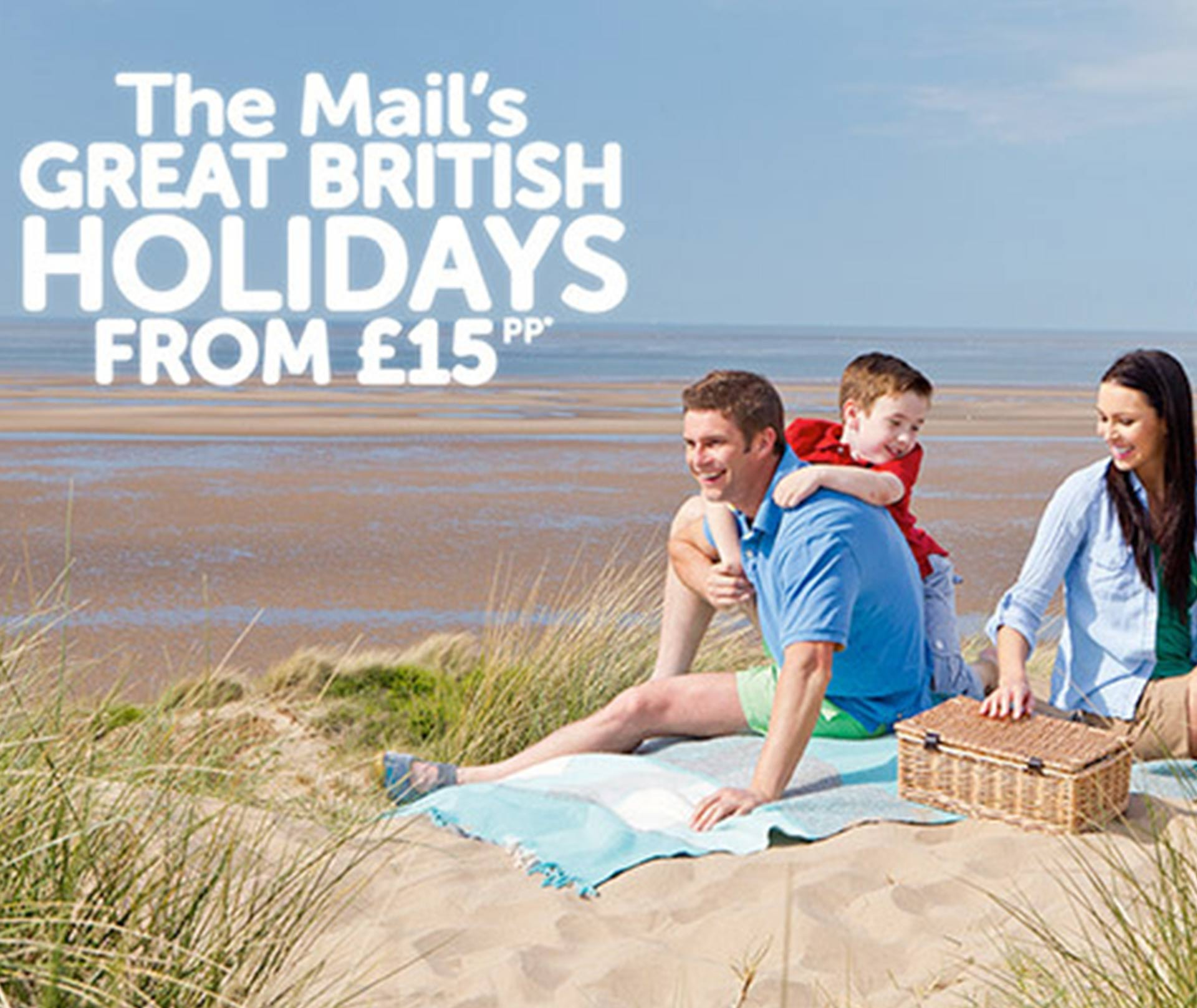 The Mail's Great British Holidays from £15pp – Every Question Answered
