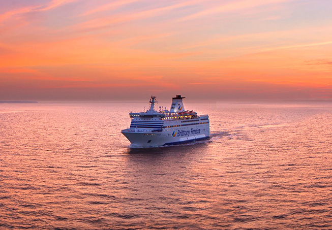brittany ferry discount