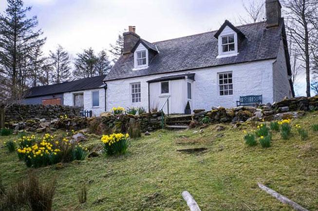 grumbeg cottage